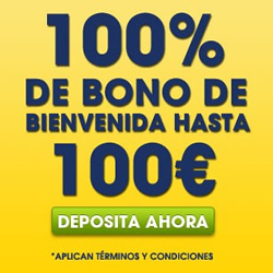 Williamhill - 100 euros gratis