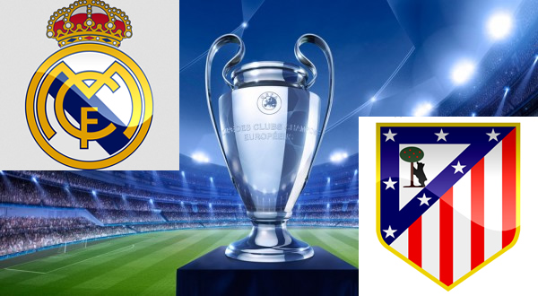 Real Madrid - Atletico - Final Champions League